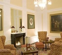 Budapest, Vienna, Prague Signature Tours 2019 - 2020 -  The Kaiserhof Lobby