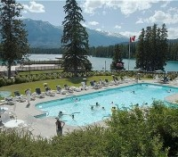Jasper Tours 2017 - 2018 -  The Fairmont Jasper Park Lodge