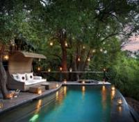 Madikwe Game Reserve Tours 2017 - 2018 -  Lodge Pool