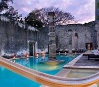 Campeche Tours 2017 - 2018 -  Pool & Hammock