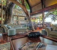 Victoria Falls & Botswana Highlights Tours 2018 - 2019 -  Lounge Area