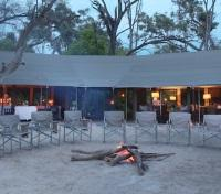 Moremi Game Reserve Tours 2017 - 2018 -  Machaba Camp Exterior