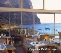 Lord Howe Island Tours 2017 - 2018 - Capella Lodge (5*) Restaurants