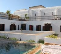Grand Moroccan Journey Tours 2017 - 2018 -  Riad Kalaa Exterior