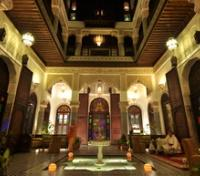 Imperial Cities Explorer Tours 2018 - 2019 -  Riad Salam Lobby