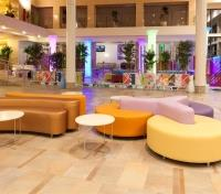 Bucharest Tours 2017 - 2018 -  RIN Grand Hotel Lobby