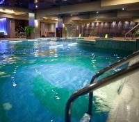 Bucharest Tours 2017 - 2018 -  Rin Grand Hotel Pool
