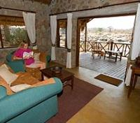 Ruaha Tours 2017 - 2018 - Bandas Room View