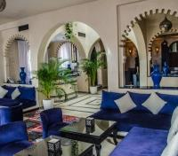 Chefchaouen Tours 2017 - 2018 -  Reception Area