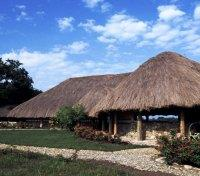 Uganda Game Tracker Tours 2017 - 2018 -  Semliki Safari Lodge Exterior