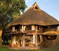 South Luangwa National Park Tours 2017 - 2018 -  South Luangwa Safari House Exterior