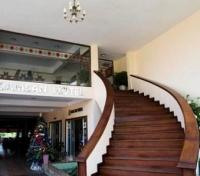 Buon Ma Thuot Tours 2017 - 2018 -  Hotel Staircase