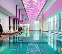 Chengdu Tours 2017 - 2018 -  St. Regis Chengdu Indoor Pool