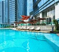 Chengdu Tours 2017 - 2018 - Outdoor Swimming Pool