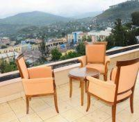 Gondar Tours 2017 - 2018 -  View from Hotel