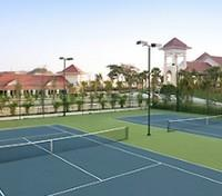 Phnom Penh Tours 2017 - 2018 - Complimentary Tennis Courts