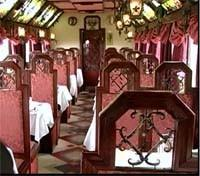 Lake Baikal Tours 2017 - 2018 - Dining Car
