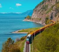 Trans-Siberian Moscow to Beijing Tours 2017 - 2018 -  Tsar's Gold Train