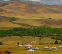 Vast Skies of Mongolia  Tours 2020 - 2021 -  Tuul Riverside Lodge Camp