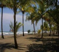 Costa Rica Highlights Tours 2017 - 2018 -  Beach at Turtle Beach Lodge