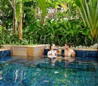 Cambodia Family Adventure Tours 2017 - 2018 -  Swimming Pool