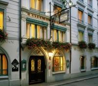 Allure of the Alps: Switzerland & Italy Tours 2017 - 2018 -  Wilden Mann Hotel