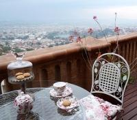Antananarivo Tours 2017 - 2018 - Tea on the terrace