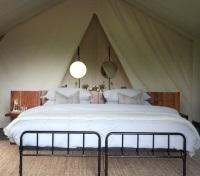 Moremi Game Reserve Tours 2017 - 2018 - Luxury Tent
