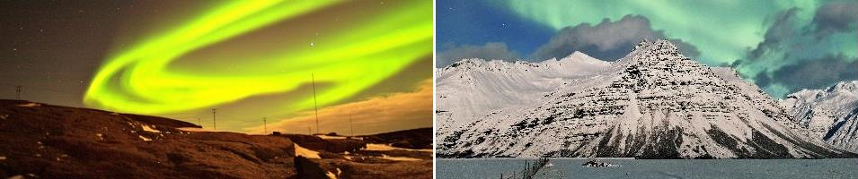 Northern Lights Discovery Tours 2019 - 2020 -  Iceland