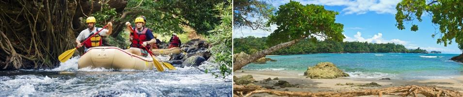 Costa Rica Cloudforest & Coast Tours 2018 - 2019 -  Costa Rica