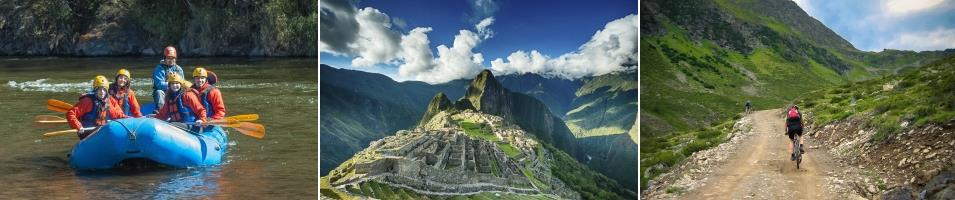 Machu Picchu & Pacific Coast Active Adventure Tours 2019 - 2020 -  Machu Picchu & Pacific Coast Active Adventure