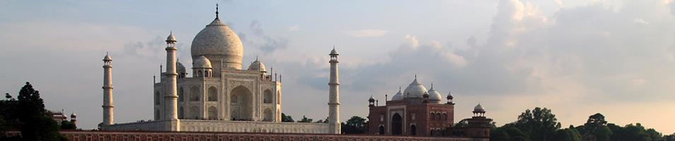 India Explorer with Taj Hotels Tours 2020 - 2021 -  Taj Mahal