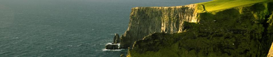 Quintessential Ireland with Bed & Breakfast Tours 2017 - 2018 -  Cliffs of Moher