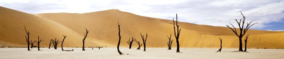 Botswana and Namibia Explorer Tours 2017 - 2018 -  Dead Vlei