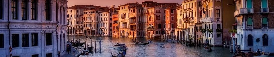 Italian Honeymoon Tours 2019 - 2020 -  Venice