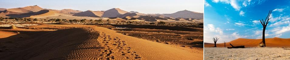 Namibia Highlights Tours 2017 - 2018 -  Namibia