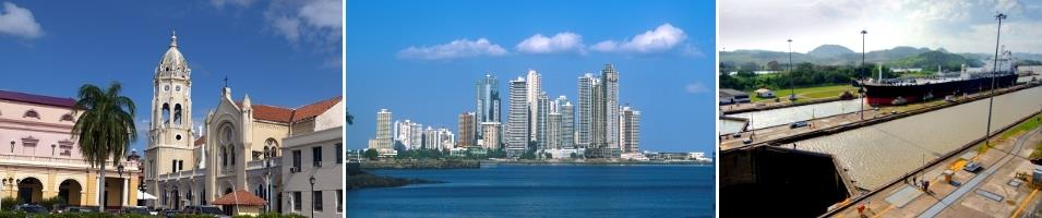 Panama City Discovery Tours 2019 - 2020 -  Panama City