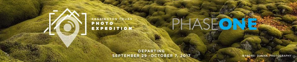 Iceland Photography Expedition with Andrei Duman & Phase One Tours 2017 - 2018 -  Iceland