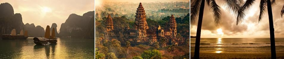 Southeast Asia Grand Journey Tours 2019 - 2020 -  Southeast Asia Grand Journey