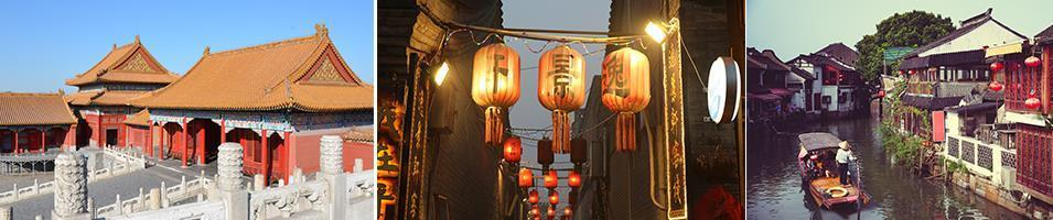 China's Cultural Signature Tours 2019 - 2020 -  China's Cultural Signature
