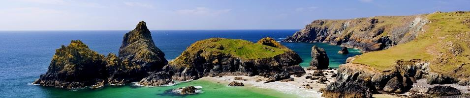 Small Group Tour: 2019 Corners of Cornwall Tours 2019 - 2020 -  Cornwall