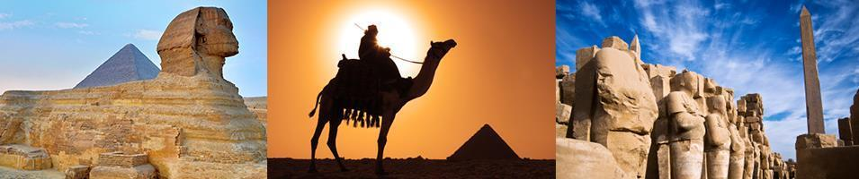 Egypt Discovery Tours 2019 - 2020 -  Egypt Discover
