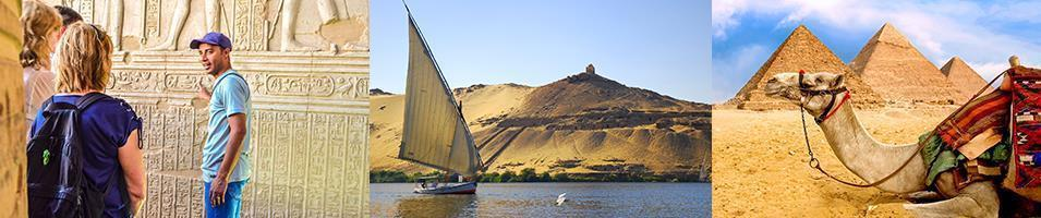 Egypt Highlights & Nile Cruise Tours 2020 - 2021 -  Egypt Highlights & Nile Cruise