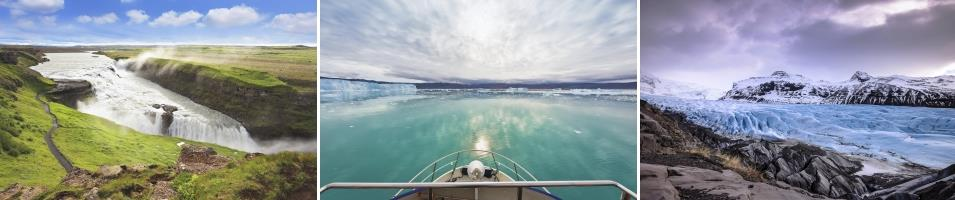 Iceland & South Greenland Explorer Tours 2019 - 2020 -  Iceland and Greenland