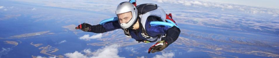 Adventure Seeker of New Zealand Tours 2017 - 2018 -  Skydiving Adventure