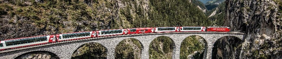 Switzerland Signature with Glacier Express Train Tours 2020 - 2021 -  Glacier Express