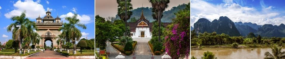 Laos Signature Tours 2017 - 2018 -  Laos Signature