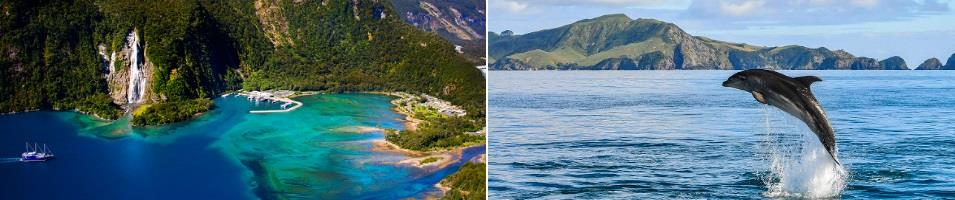 New Zealand: Tip to Tip  Tours 2020 - 2021 -  New Zealand