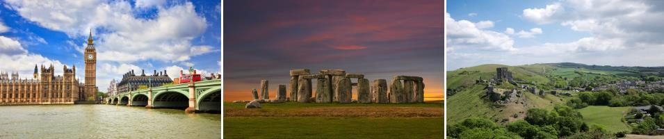 Quintessential England  Tours 2017 - 2018 -  England and Stonehenge