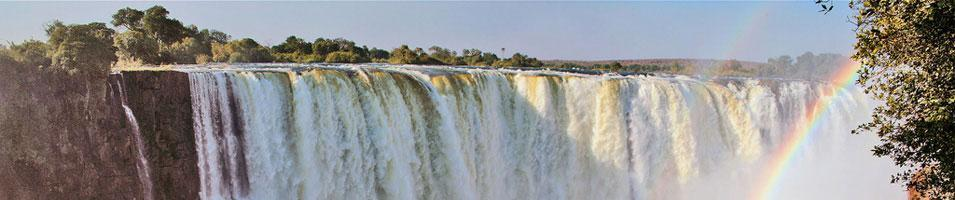 Cape, Kruger and Vic Falls Tours 2017 - 2018 -  Vic falls